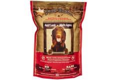 Nourriture pour chiens à l'agneau