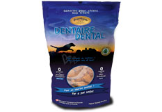 Dental care dog treat