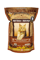 Chicken cat food
