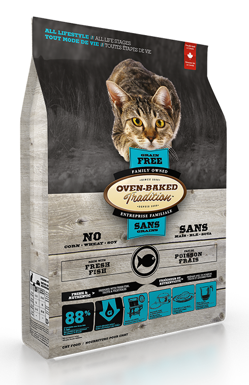 Oven Baked Tradition Cat Food