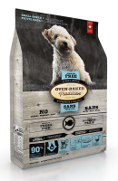 Nourriture pour chien petite race - Poisson sans grain | Grain free fish formula dog food for small breeds | Oven-Baked Tradition