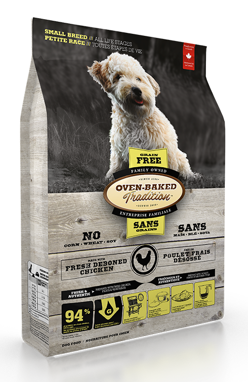 Best Grain Free Dog Food For Small Dogs