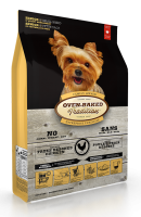 Nourriture pour chien senior petite race - Poulet | Chicken formula senior dog food for small breeds | Oven-Baked Tradition