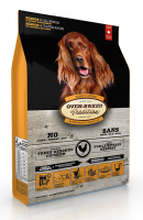 Nourriture pour chien senior toutes races - Poulet | Chicken formula senior dog food for all breeds | Oven-Baked Tradition