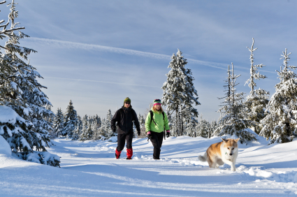 Best places for winter and spring hikes within a two-hour