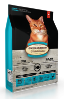 Nourriture pour chat - Poisson | Fish-flavoured cat food | Oven-Baked Tradition