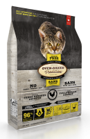 Nourriture pour chat - Poulet sans grains | Grain free chicken-flavoured cat food | Oven-Baked Tradition