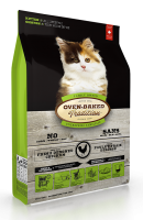 Nourriture pour chaton - Poulet   Chicken formula kitten food   Oven-Baked Tradition