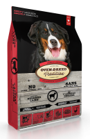 Nourriture pour chien grande race - Agneau | Lamb formula dog food for large breeds | Oven-Baked Tradition