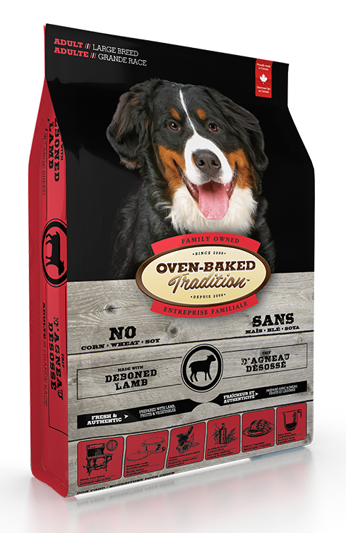 The Best And Healthiest Dog Food For Large Breeds Lamb