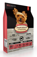 Nourriture pour chien petite race - Agneau | Lamb formula dog food for small breeds | Oven-Baked Tradition