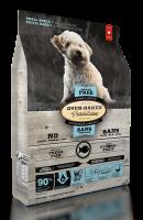 Nourriture pour chien petite race - Poisson sans grain | Grain free fish formula dog food for small breeds | Oven-Baked Tradition