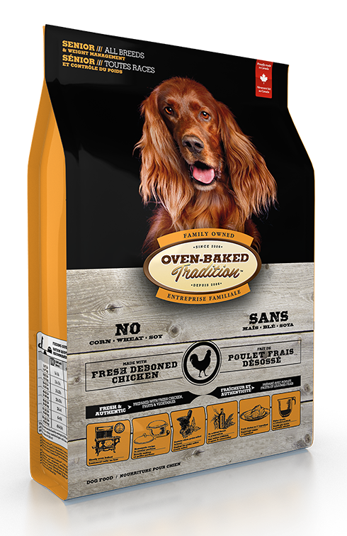 The Best Senior Dog Food And Weight Control For All Breeds