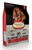 Nourriture pour chien toutes races - Agneau | Lamb-flavoured dog food for all breeds | Oven-Baked Tradition