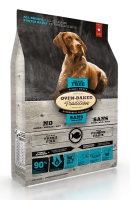 Nourriture pour chien toutes races - Poisson sans grain | Grain free fish formula dog food for all breeds | Oven-Baked Tradition