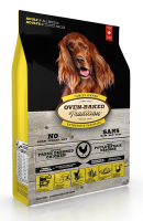 Nourriture pour chien toutes races - Poulet | Chicken formula adult dog food for all breeds | Oven-Baked Tradition