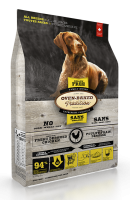 Nourriture pour chien toutes races - Poulet sans grain | Grain free chicken formula dog food for all breeds | Oven-Baked Tradition