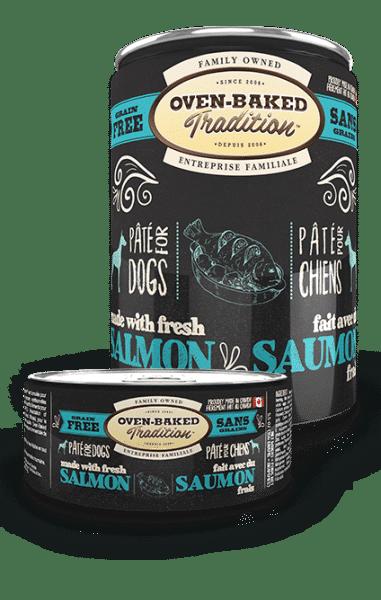 chien saumon