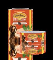 Pâté à la dinde – nourriture humide pour chiens | Turkey pâté canned dog food | Oven-Baked Tradition