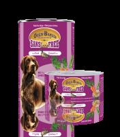 Pâté au canard – nourriture humide pour chiens | Duck pâté canned dog food | Oven-Baked Tradition