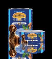 Pâté au poulet – nourriture humide pour chiens | Chicken pâté canned dog food | Oven-Baked Tradition