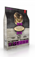 Nourriture pour chat sans grain – canard | Grain-free duck formula adult cat food | Oven-Baked Tradition