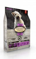 Nourriture pour chien petite race sans grain – canard | Grain-free duck formula adult dog food for small breeds | Oven-Baked Tradition
